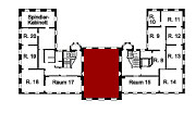 Picture: Plan of Fantaisie Palace