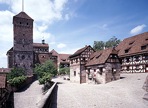 Picture: Imperial Castle of Nuremberg